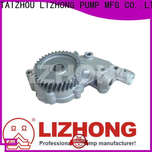 LIZHONG professional engine oil pump price at discount for off-road vehicle