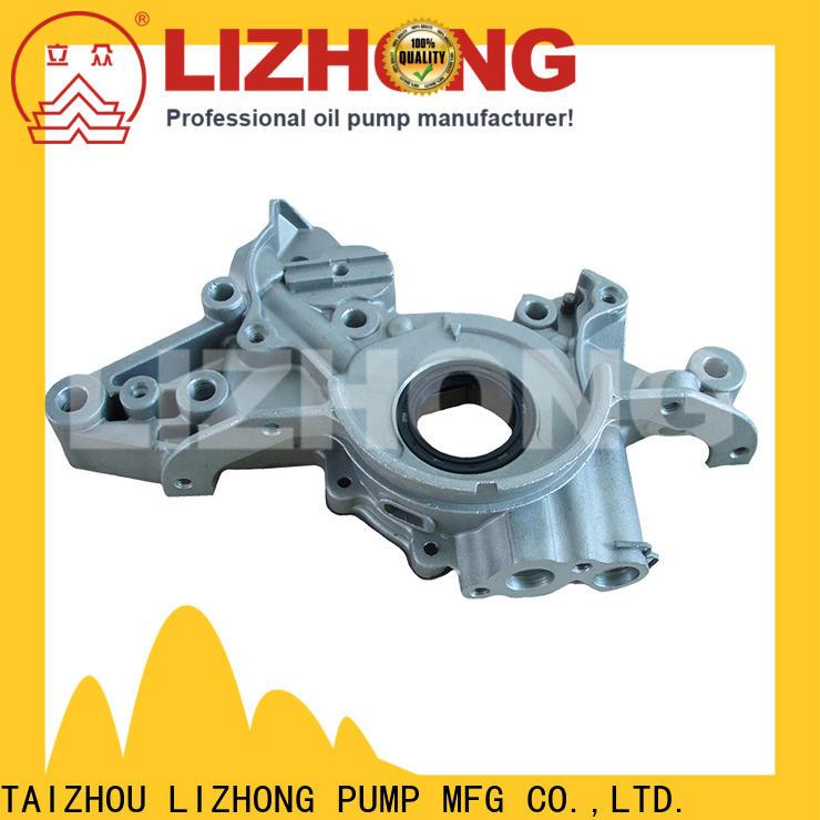 LIZHONG gear oil pump supplier for trunk