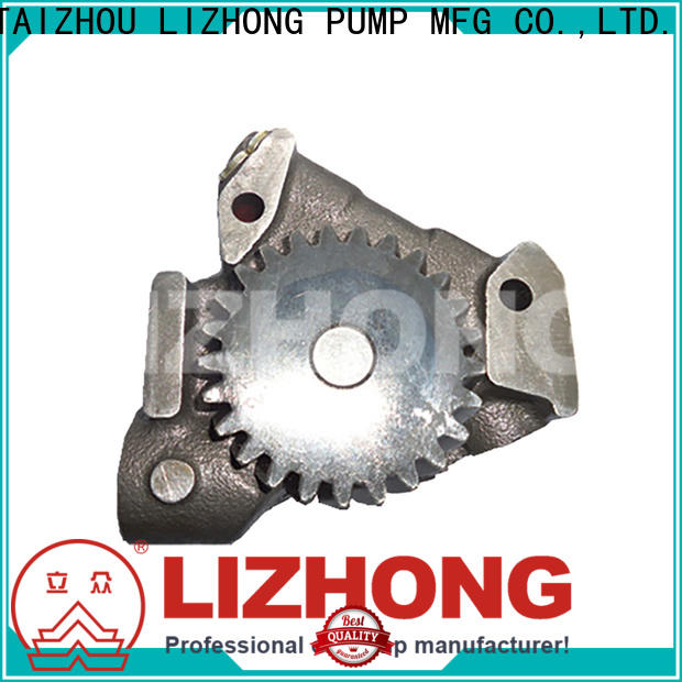 reliable oil pump price manufacturer for off-road vehicle