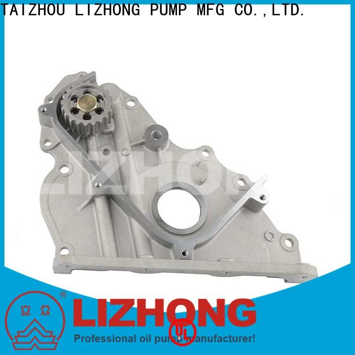 LIZHONG good quality oil pump manufacturers supplier for vehicle
