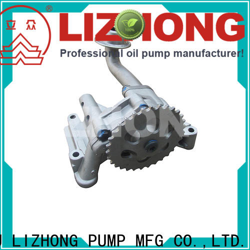 LIZHONG engine oil pumps at discount for trunk