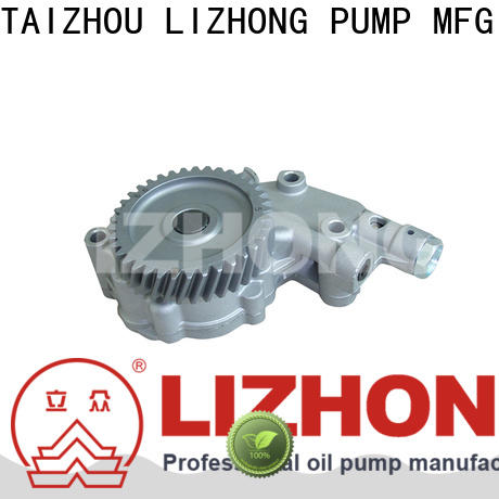 LIZHONG good quality oil pumps manufacturers at discount for off-road vehicle