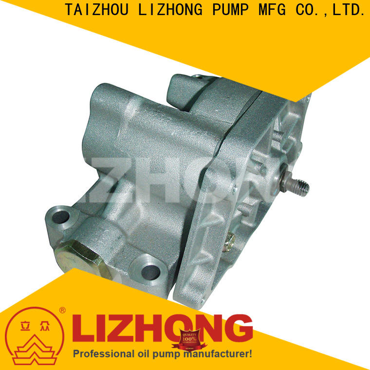 LIZHONG oil pump manufacturer promotion for car