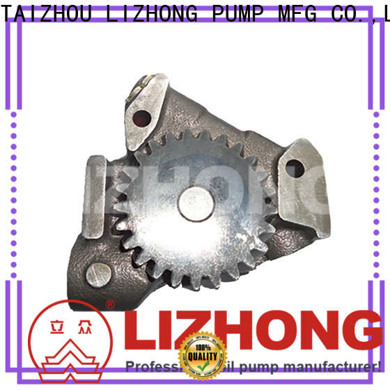 LIZHONG engine oil pump types directly sale for off-road vehicle