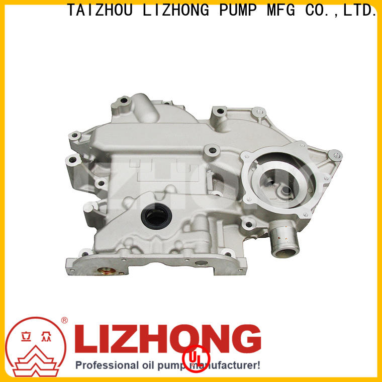 LIZHONG long lasting oil pump price promotion for vehicle