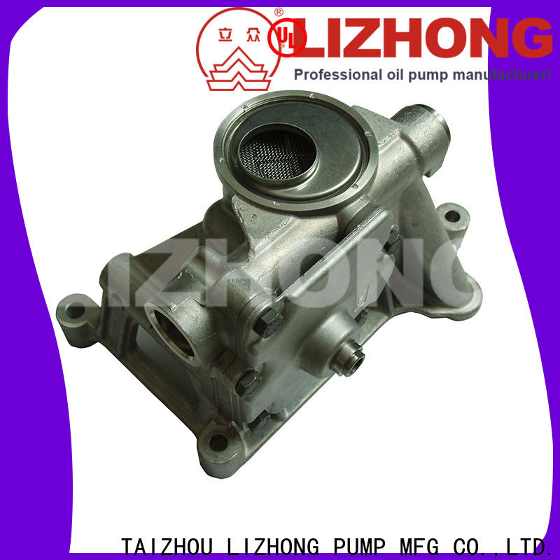 LIZHONG good quality engine oil pumps supplier for car