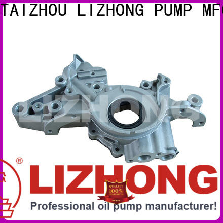 LIZHONG professional gear type oil pump wholesale for trunk