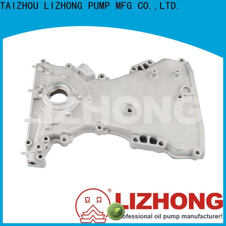 LIZHONG durable oil pump types wholesale for off-road vehicle