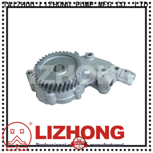 LIZHONG professional engine oil pumps promotion for off-road vehicle