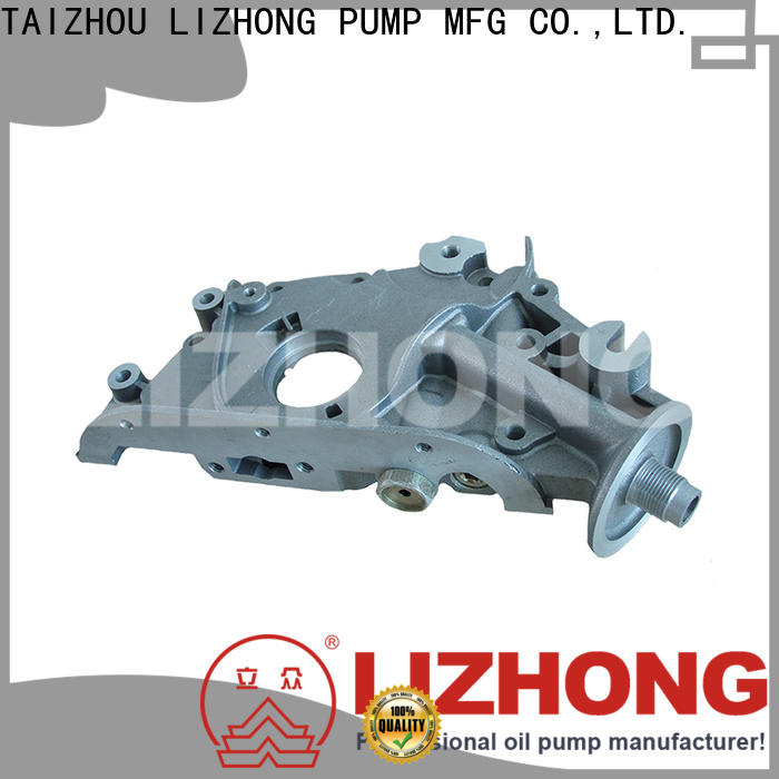 LIZHONG durable engine oil pump types promotion for car