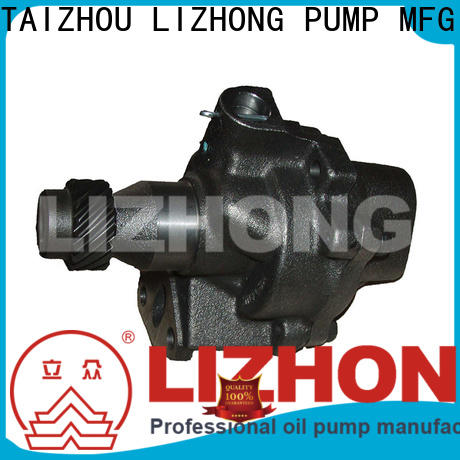 LIZHONG long lasting oil pump manufacturer promotion for off-road vehicle