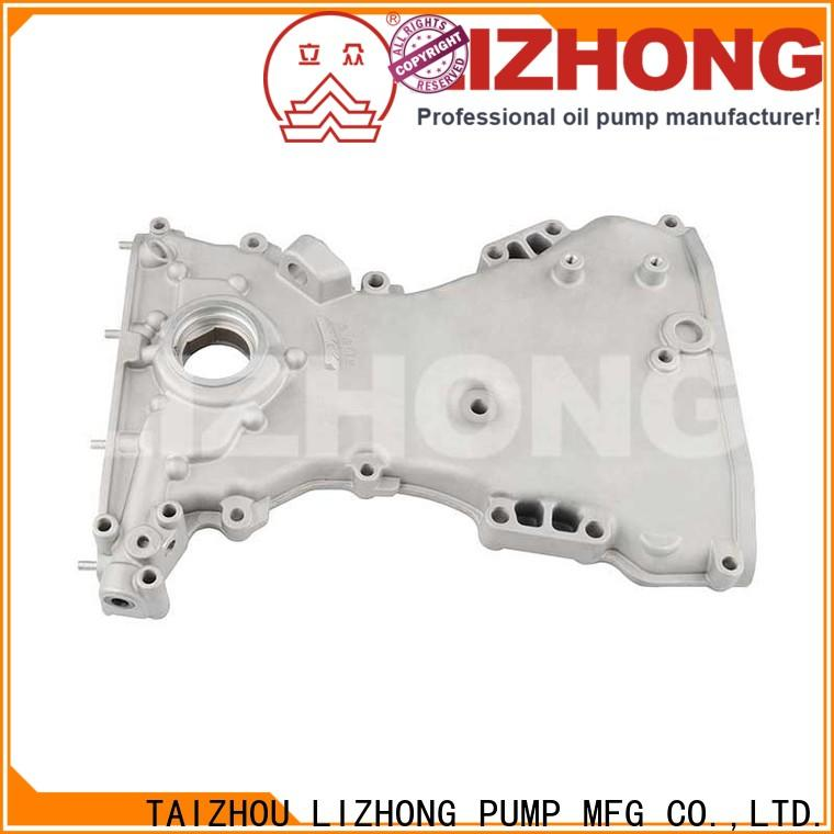 durable rotor oil pump promotion for vehicle