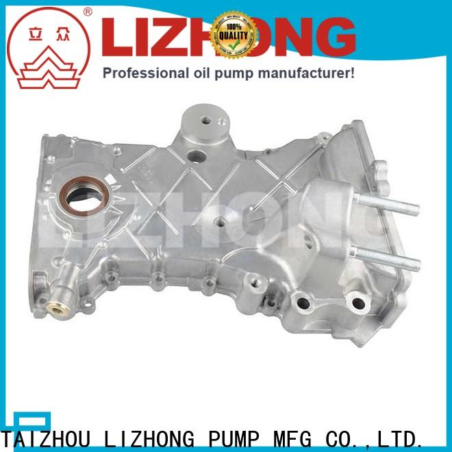 LIZHONG durable oil pump manufacturers promotion for off-road vehicle