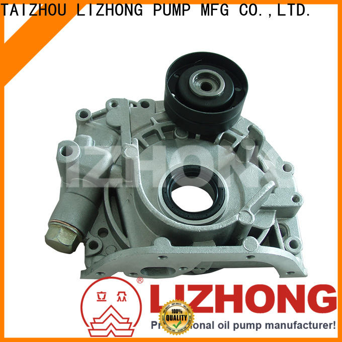 LIZHONG durable gear type oil pump supplier for vehicle