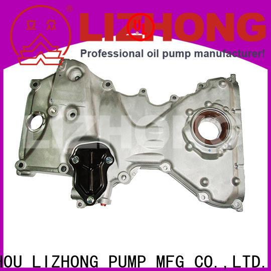LIZHONG long lasting car oil pumps at discount for trunk