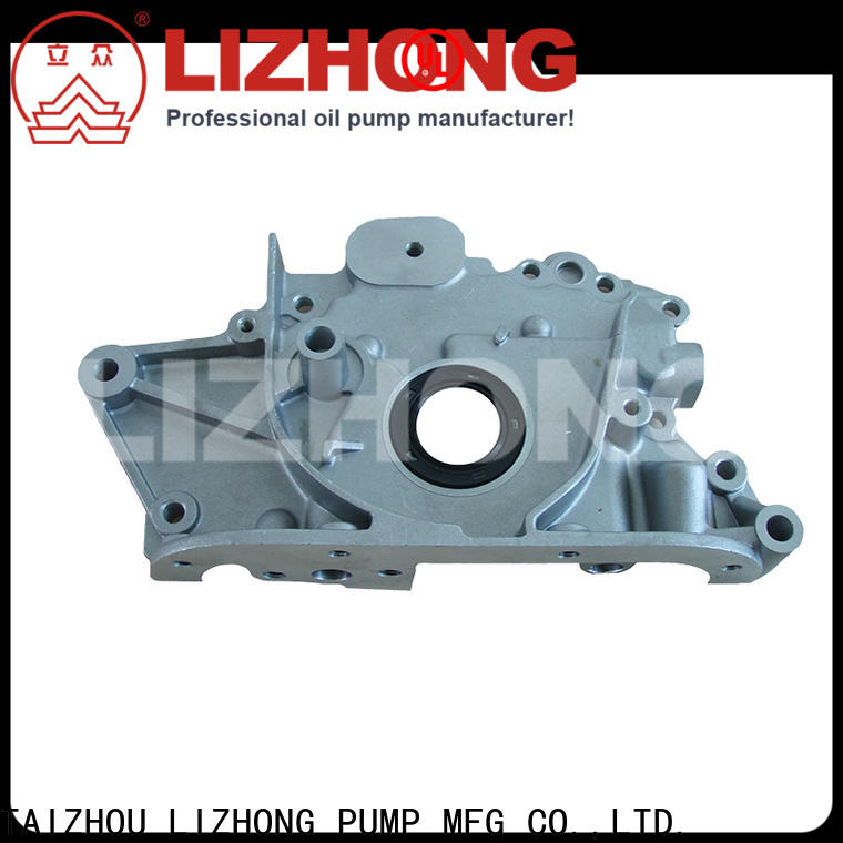 LIZHONG oil pump types promotion for vehicle