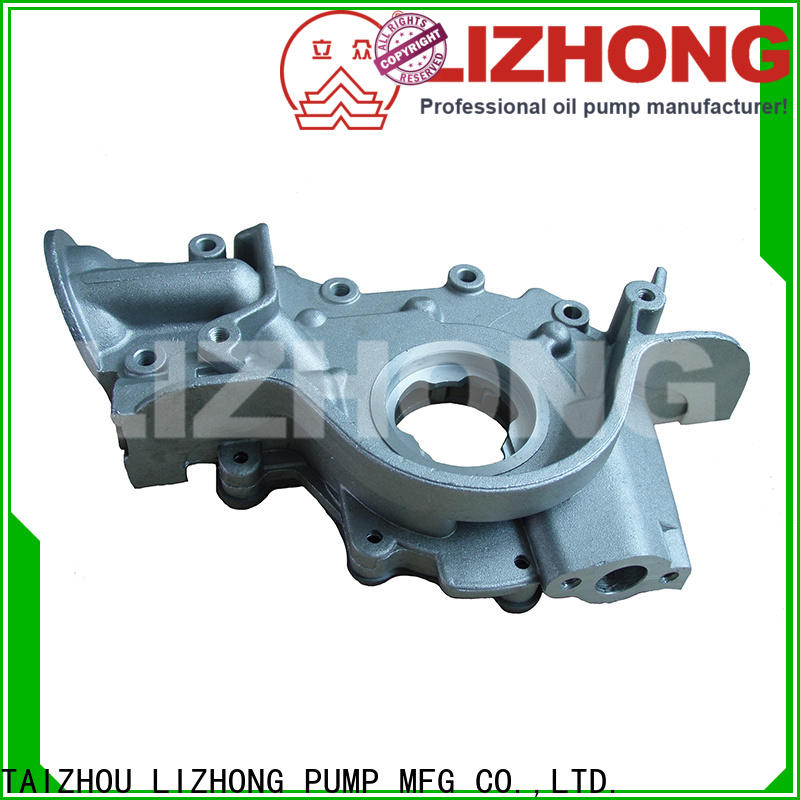 LIZHONG gearbox oil pump wholesale for vehicle