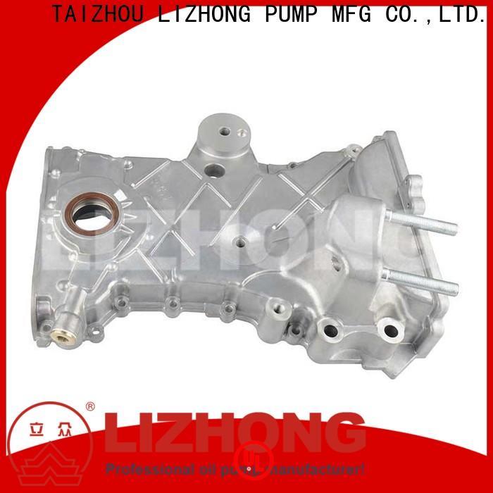 LIZHONG oil pump supplier for car