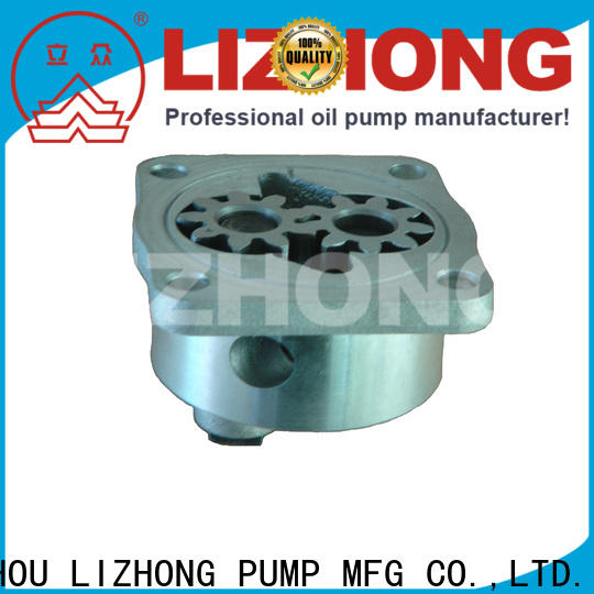 LIZHONG oil pumps for sale supplier for trunk