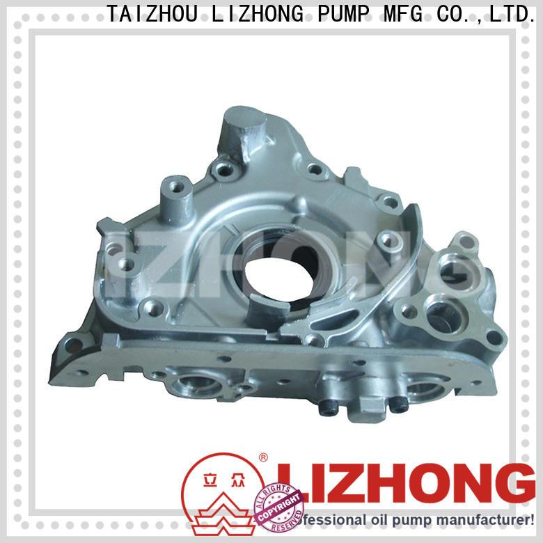 LIZHONG engine oil pumps supplier for vehicle