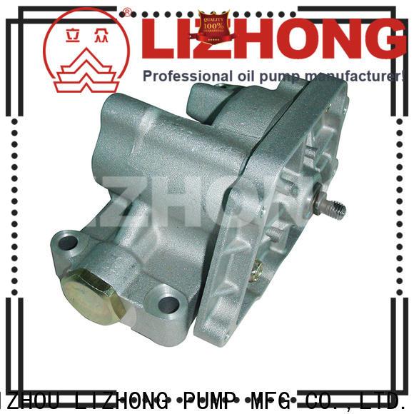 LIZHONG long lasting automotive oil pump promotion for car