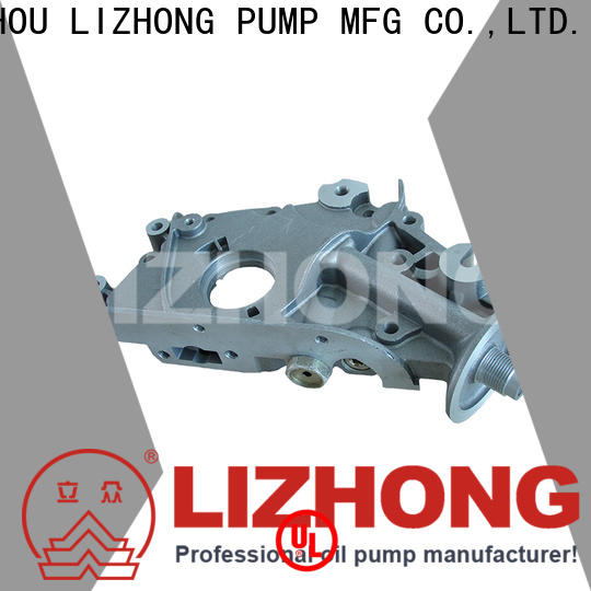LIZHONG oil pump company at discount for vehicle