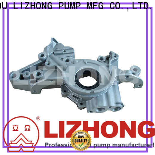 LIZHONG durable oil pump company promotion for off-road vehicle