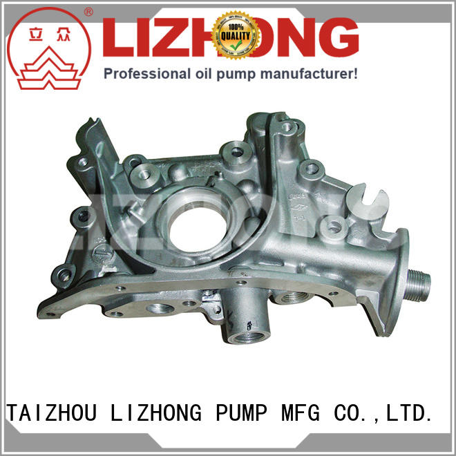 gear oil pumps supplier for car LIZHONG