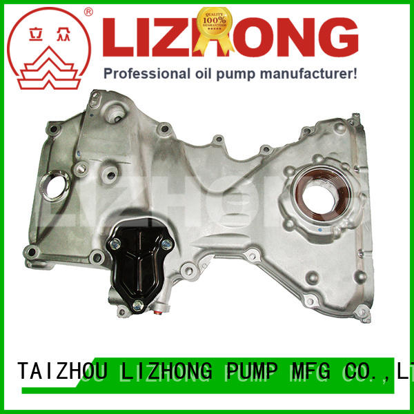 LIZHONG professional oil pump manufacturer wholesale for off-road vehicle