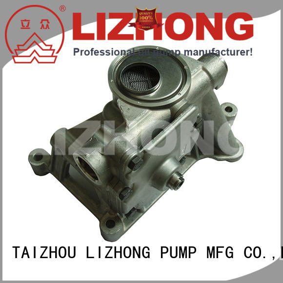 LIZHONG long lasting car oil pump for sale for vehicle