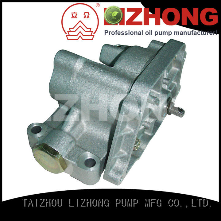 LIZHONG long lasting oil pumps for sale at discount for trunk