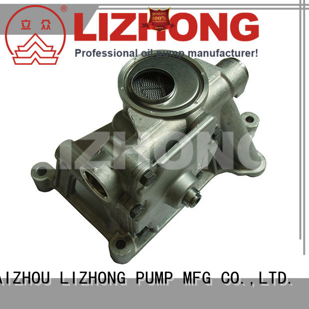 LIZHONG gear type oil pump promotion for car