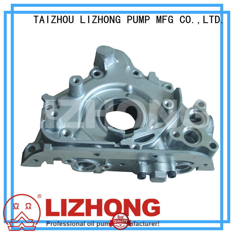 LIZHONG rotor oil pump supplier for off-road vehicle