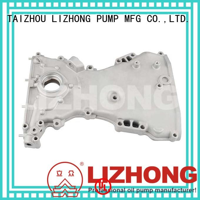 LIZHONG professional gear type oil pump supplier for vehicle