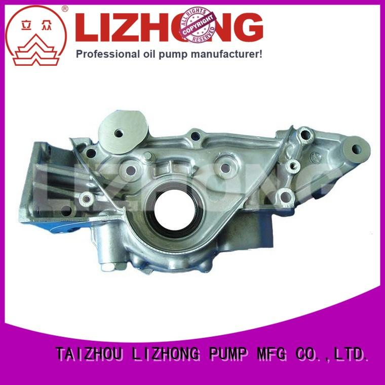 LIZHONG engine oil pump types at discount for off-road vehicle
