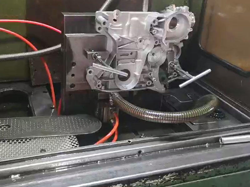 Factory performance testing of oil pumps