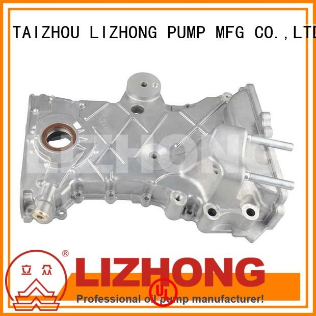 LIZHONG professional gear oil pumps promotion for vehicle