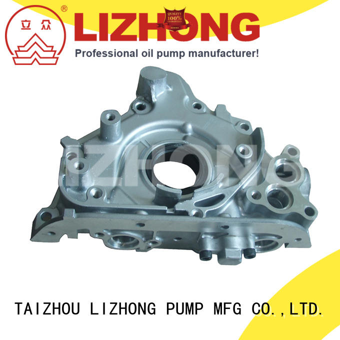 LIZHONG durable engine oil pump types at discount for trunk