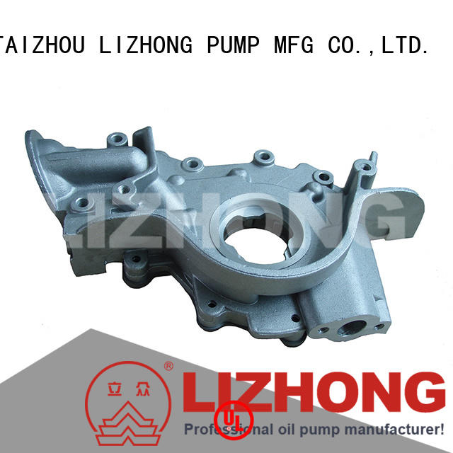 LIZHONG long lasting oil pump price at discount for off-road vehicle