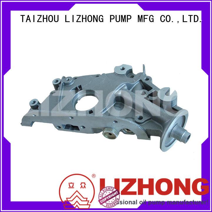 LIZHONG rotor oil pump supplier for car