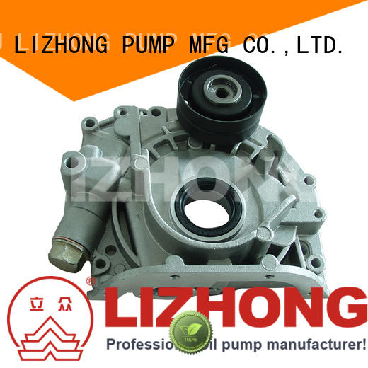 LIZHONG long lasting oil pump company promotion for vehicle