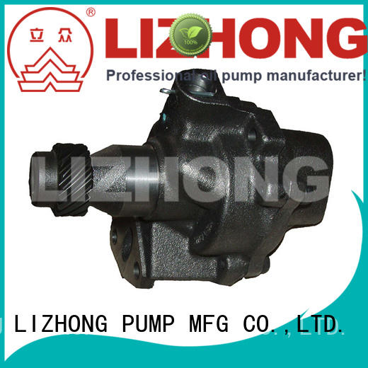 LIZHONG professional oil pumps manufacturers promotion for trunk