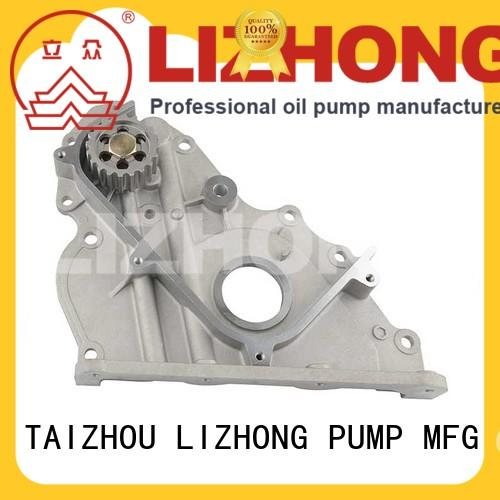 LIZHONG engine oil pump at discount for trunk