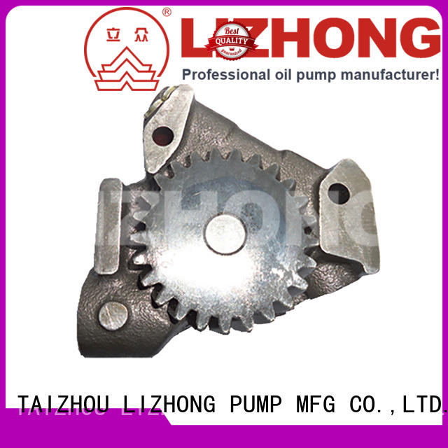 LIZHONG oil pump types on sale for trunk