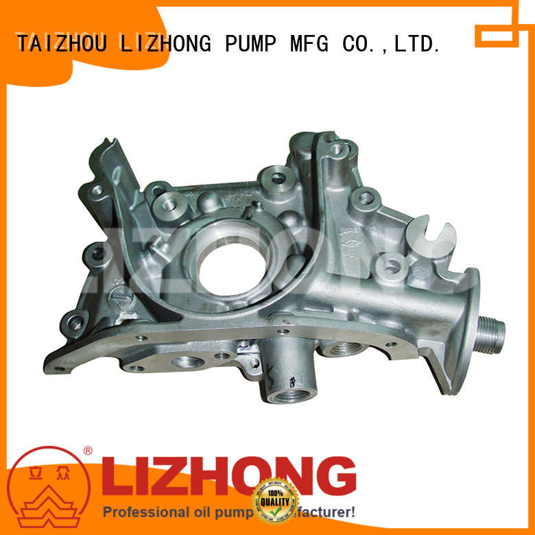LIZHONG durable car engine oil pump wholesale for off-road vehicle