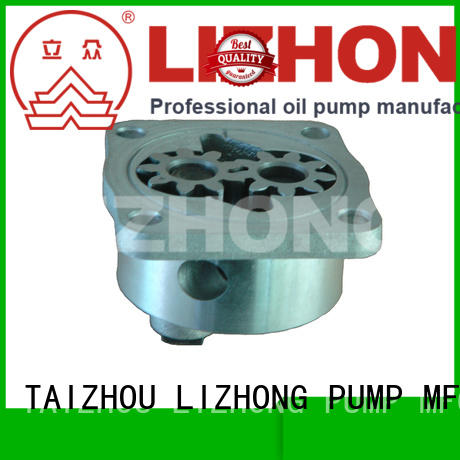 LIZHONG durable gear oil pumps supplier for trunk