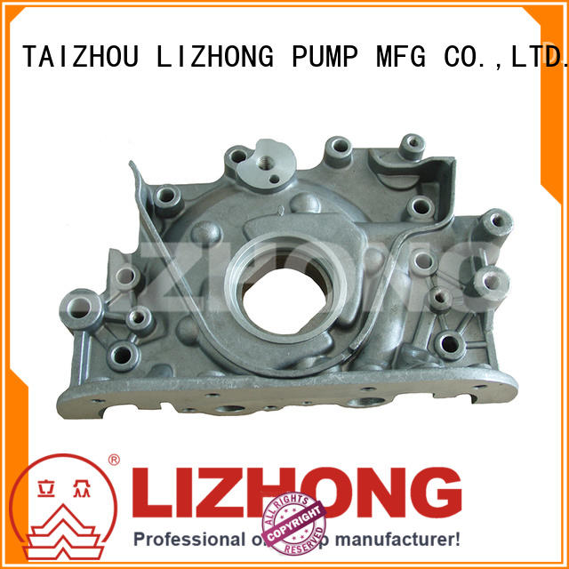 LIZHONG long lasting engine oil pump price at discount for car