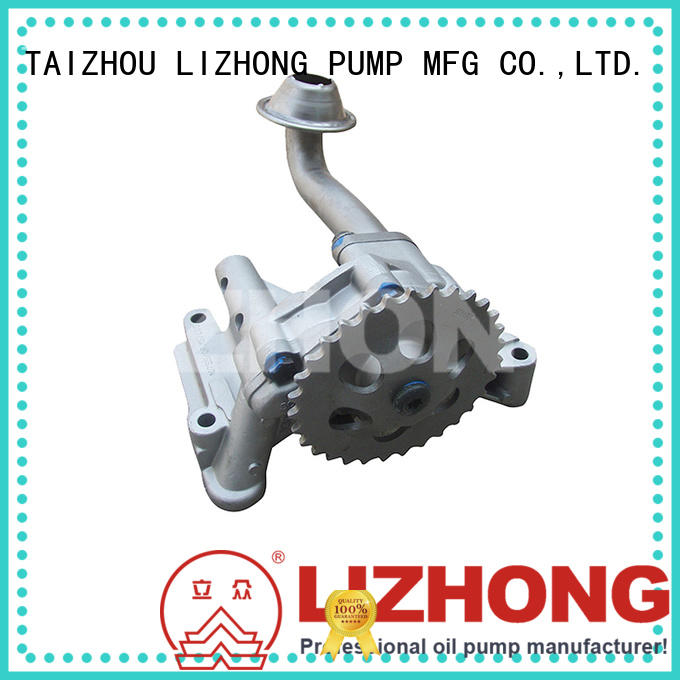 professional oil pump company promotion for trunk