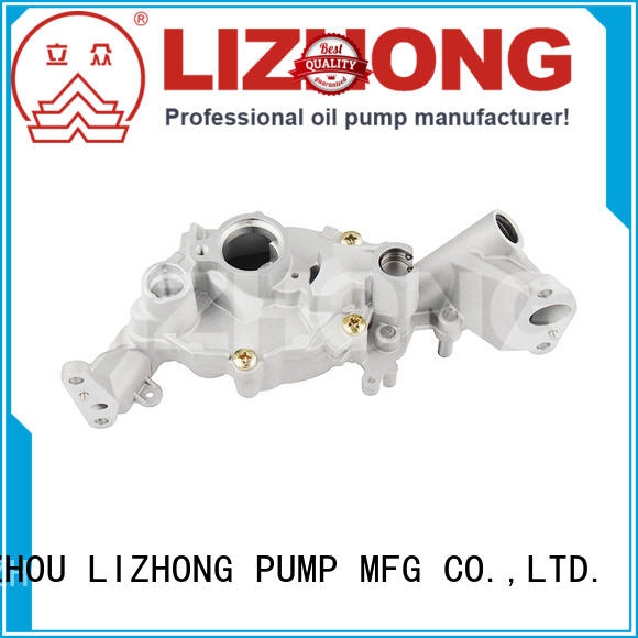 LIZHONG good quality automotive oil pump at discount for off-road vehicle