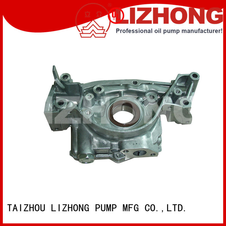 LIZHONG good quality rotor type oil pump at discount